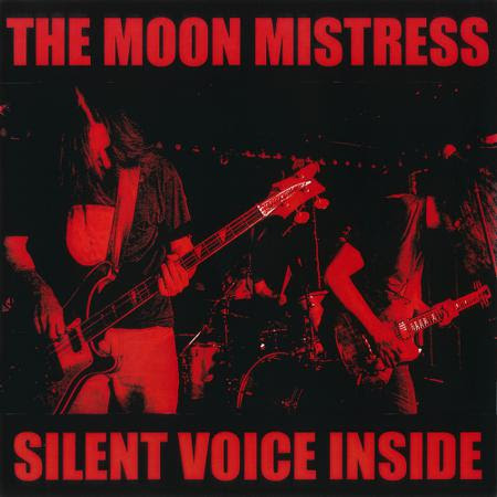 The Moon Mistress - Silent Voice Inside Album Cover
