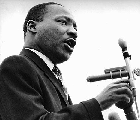 matin luther king have dream
