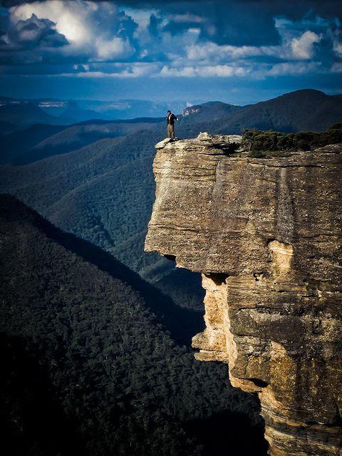 blue mountains of australia!