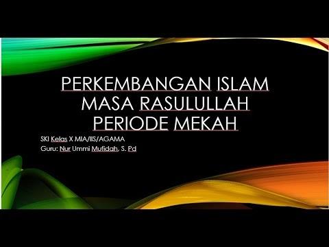 Kebudayaan Masyarakat Mekah Sebelum Islam