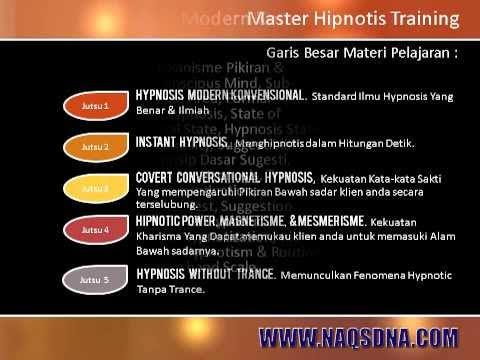 Video, Road to Master Hipnotis