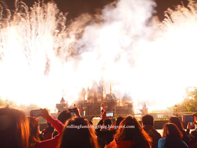 Hong Kong Disneyland 2013