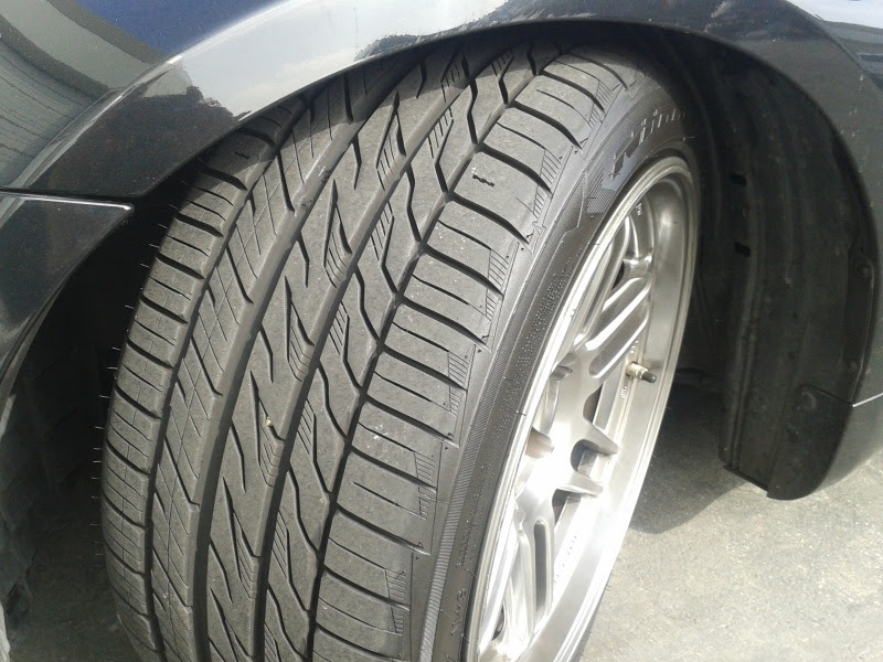Review On Nitto Motivo Tires My350z Com Nissan 350z And 370z Forum Discussion