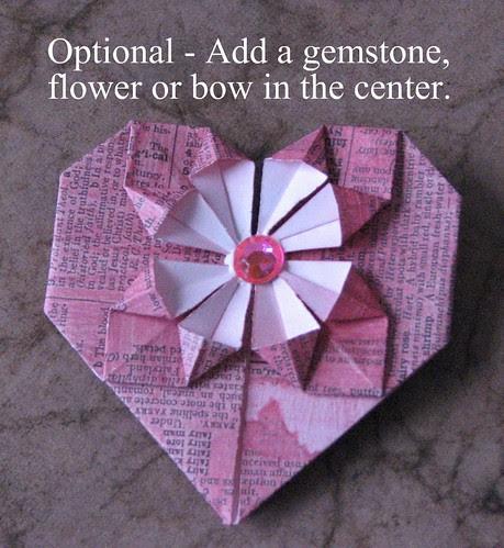 Origami Heart 032