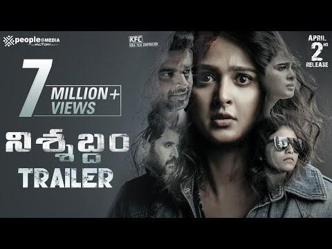 Nishabdham Telugu Movie Trailer