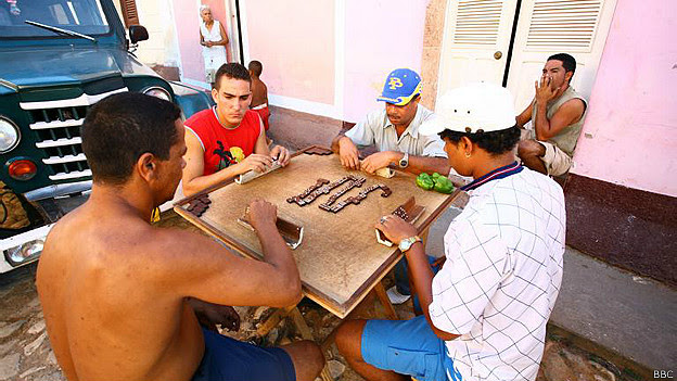 Dominó cubano