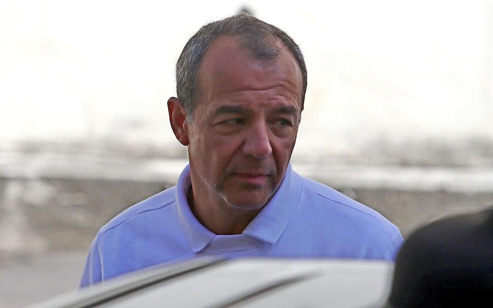 Ex-governador Sérgio Cabral está preso desde novembro (Foto: Fábio Motta/Estadão Conteúdo)