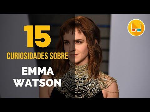 15 Curiosidades sobre EMMA WATSON