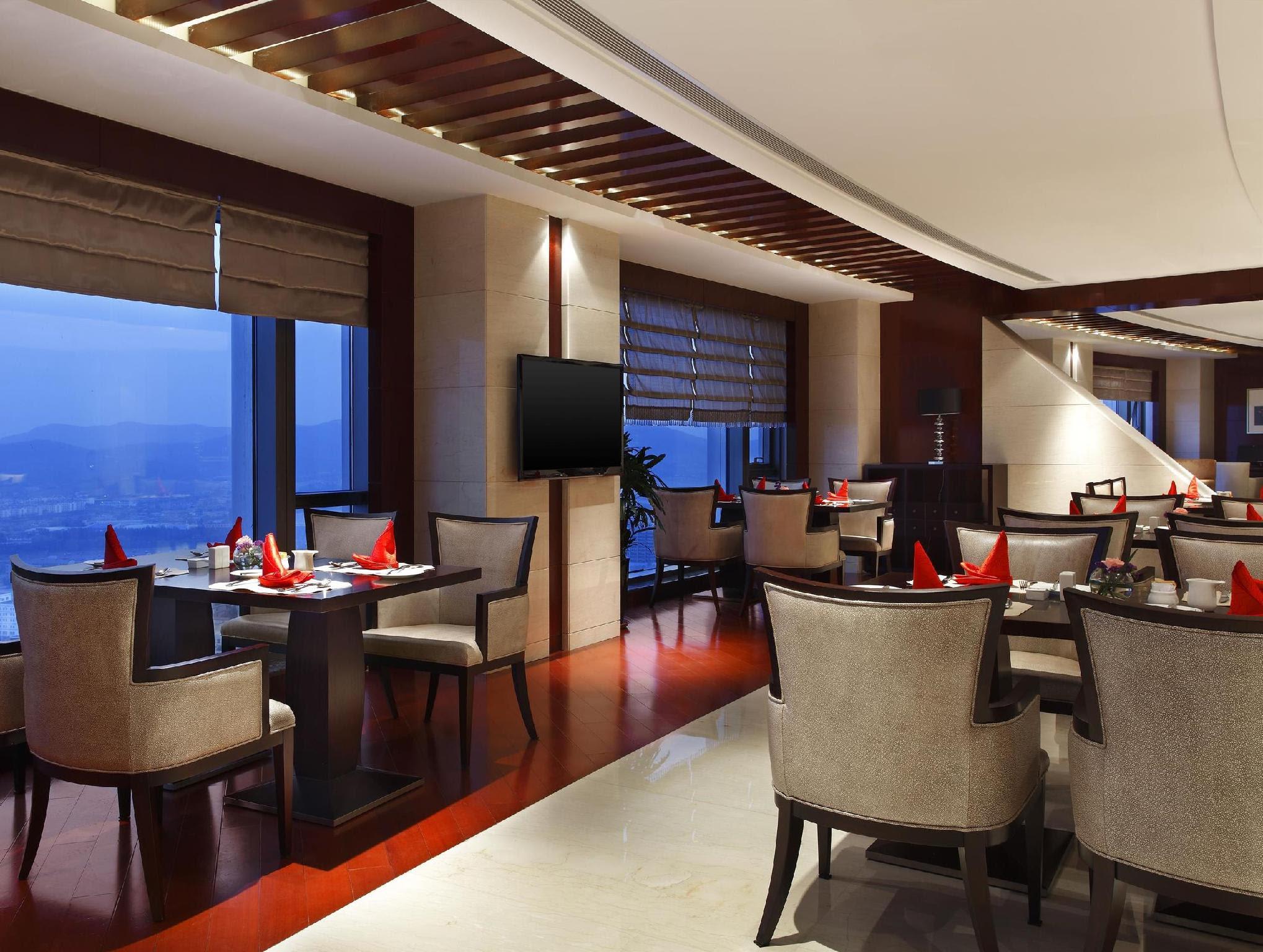Review Sheraton Jinzhou Hotel