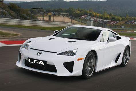 Lexus LFA 2012: potente motor y grandes prestaciones   Lista de Carros