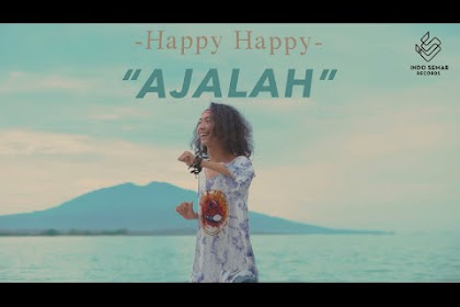 Lirik Lagu Happy Ajalah - Smvll (MP3 LIRIK)