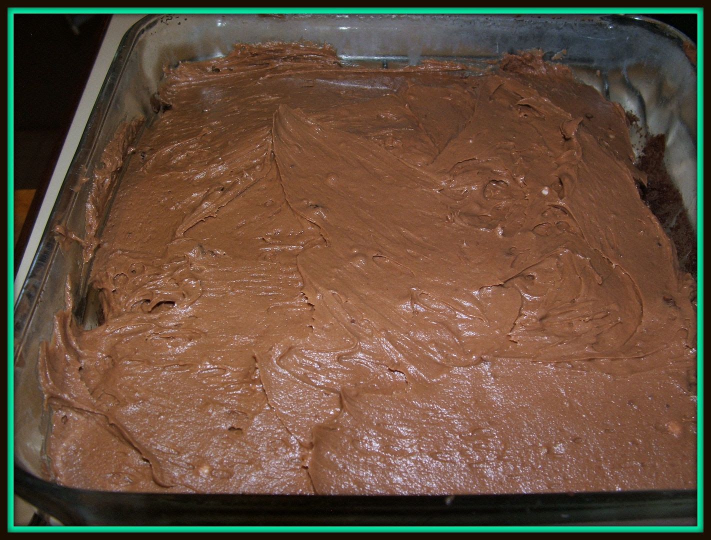 Mint Kissed Cocoa Brownies by Angie Ouellette-Tower for godsgrowinggarden.com photo 003_zps10f5bbc5.jpg