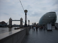 London City Hall and Bridge