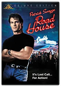 """Cover of """"Road House (+ Widescreen DVD) [..."""
