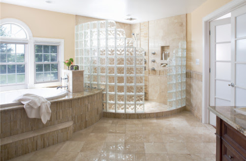 10 Stylish Options For Shower Enclosures American Cabinet