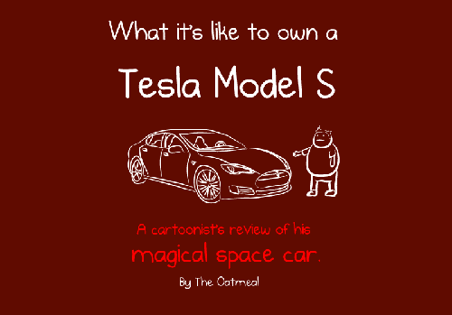 Review of Tesla-S