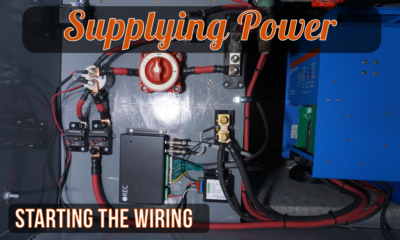 Motorhome House Battery Wiring Diagram