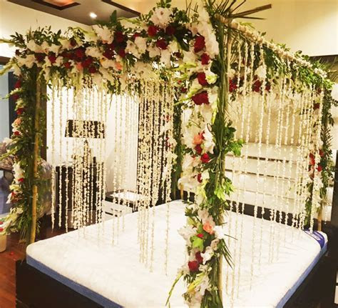 Bridal Room Decoration   Masehri Online Lahore   Proflowers.pk