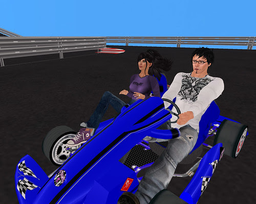 The Sodwinds racing