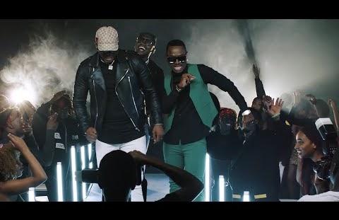 Download or Watch(Official Video) Ommy dimpoz X Nandy X Khaligraph jones X Redsun – Kata [Remix]