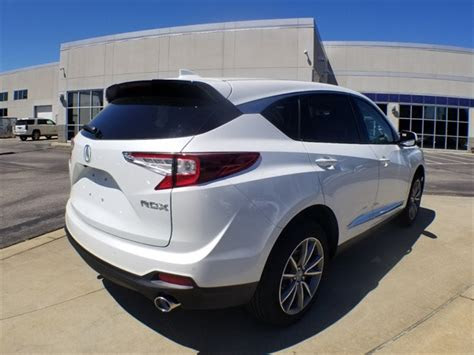 acura rdx  technology package  sport