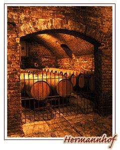 Hermannhof Stone Wine Cellar