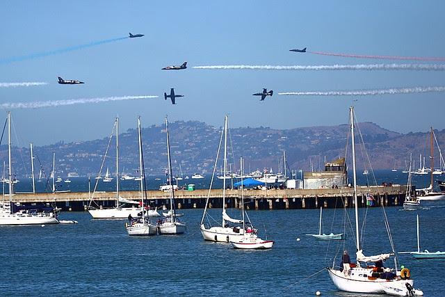 IMG_1818 Patriots Jet Team, San Francisco Fleet Week