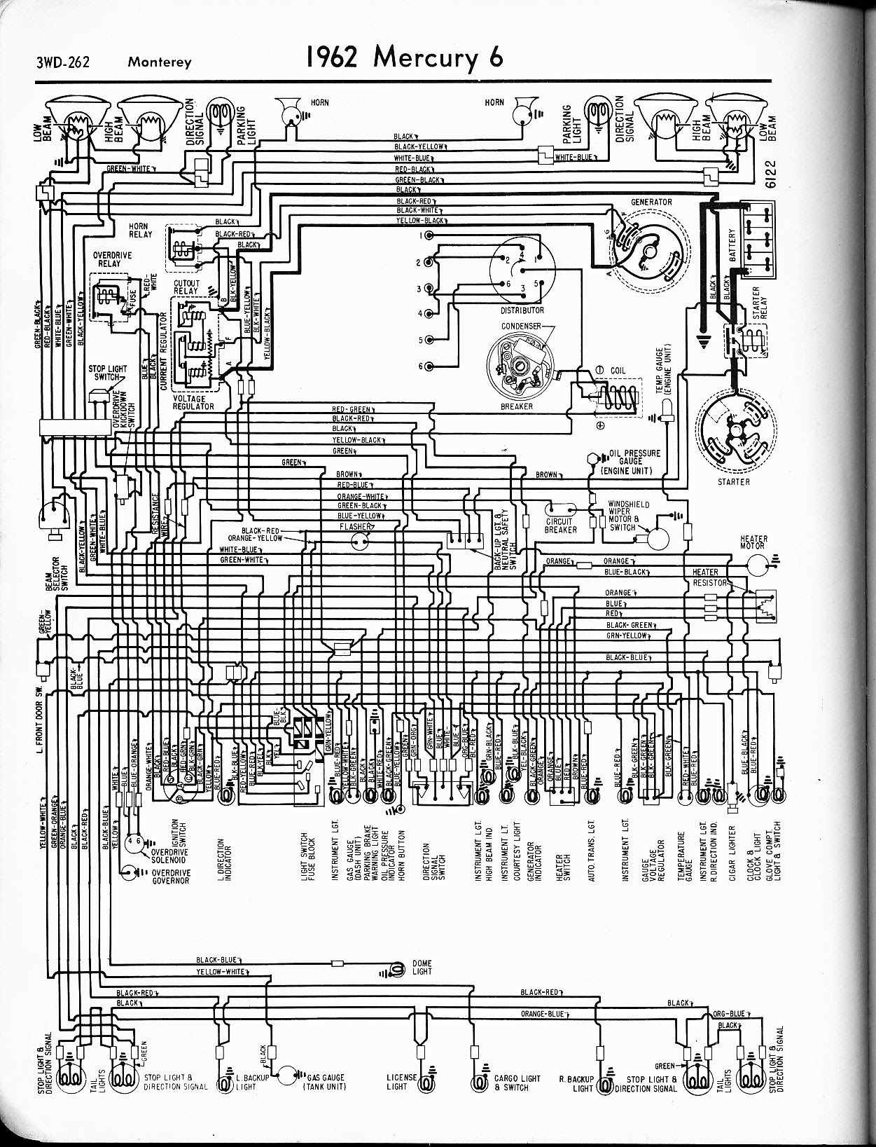 Ford 302 Alternator Wiring Diagram Wiring Diagram