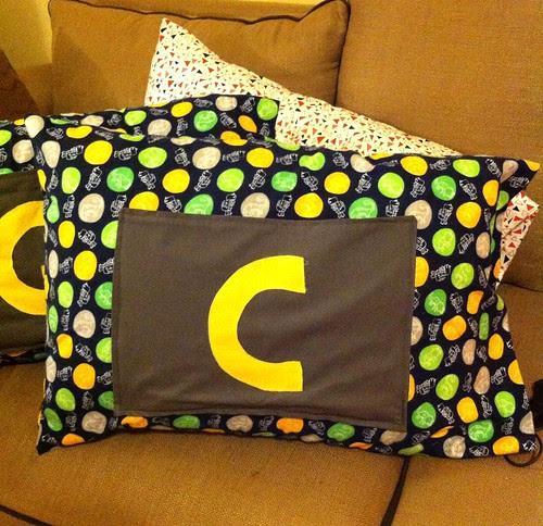 road trip pillows