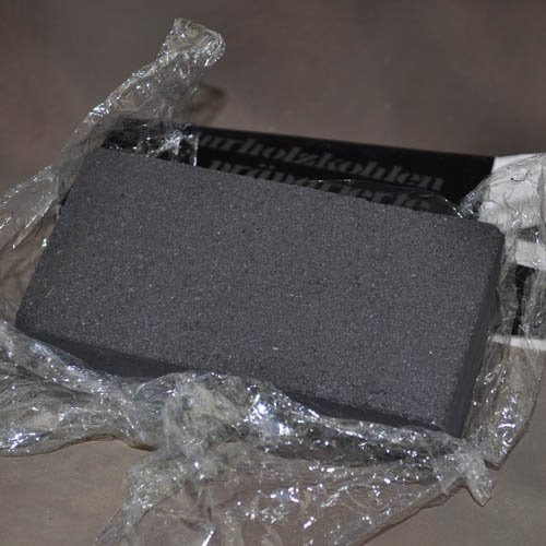 s24363 Tools -  Charcoal Soldering Block -  (1)
