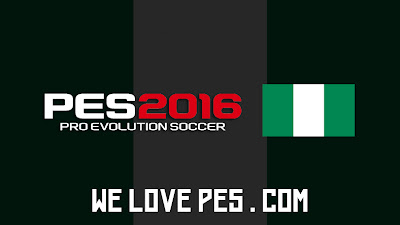 Nigeria   Real Names   Players   PES 2016
