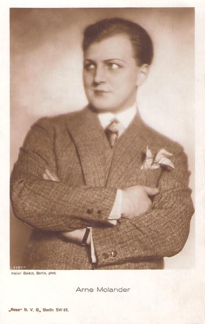 Arne Molander