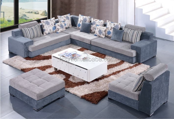 Latest Design Hall Sofa Set S8518 - Buy Arabic Living Room ...