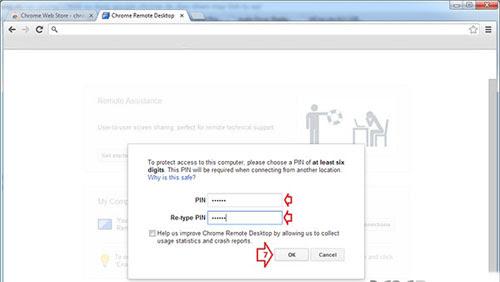 Cách điều khiển máy tính từ xa qua trình duyệt Chrome - 7
