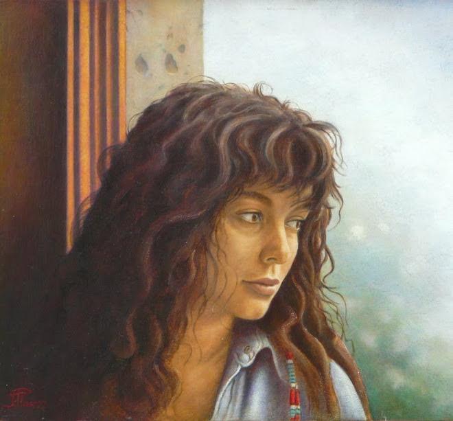 portrait de Lydie D.