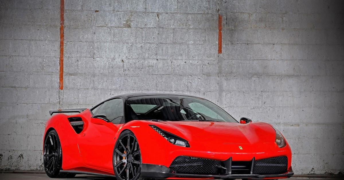 Ferrari 488 Pista Wallpaper Iphone