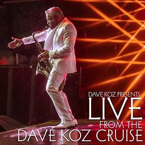 Dave Koz Smooth Jazz Cruise 2019