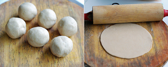 How to make puri 4