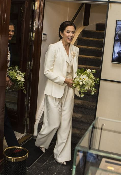 Princess Mary of Denmark   Royals Wearing Pantsuits