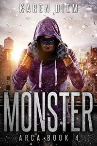Monster by Karen Diem
