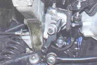статья про Снятие и установка рулевого механизма на автомобиле ВАЗ 2106
