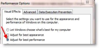 Make Windows 7 Faster