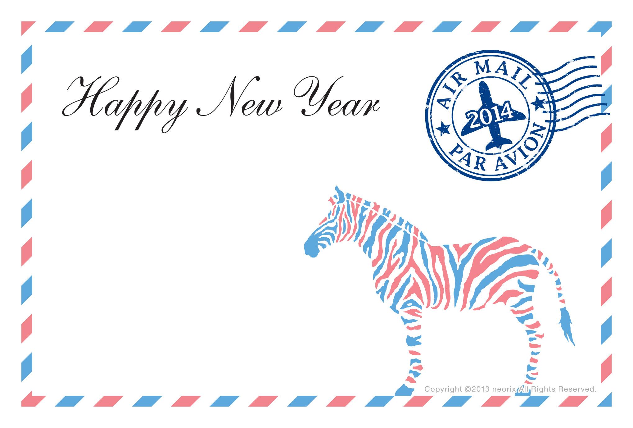 2019年亥年猪の年賀状デザインイラストなら無料素材のフェイク