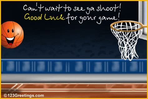 Good Luck! Free Sports eCards, Greeting Cards   123 Greetings