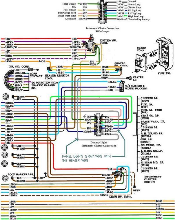 Ez Dome Light Wiring Harnes Diagram