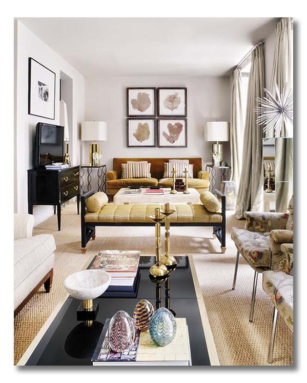 ditto :: a narrow living room - Fieldstone Hill Design