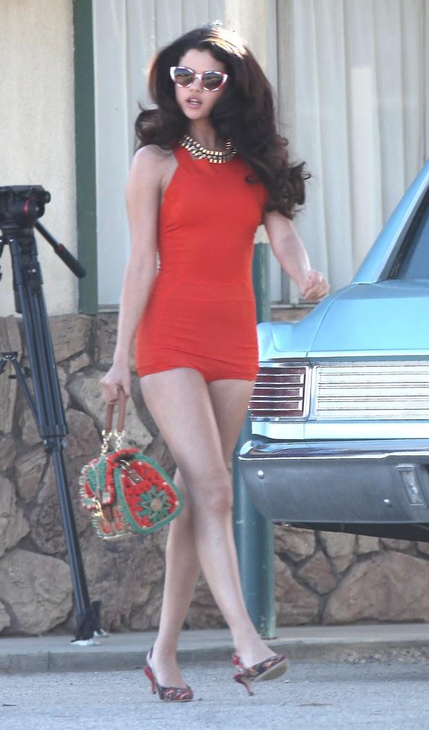 Selena Gomez (Foto: X17/Agência)