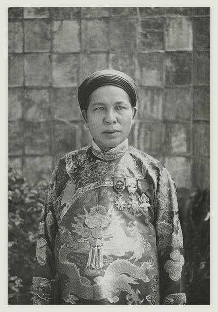Hue 1926 - Son Excellence le ministre des Rites