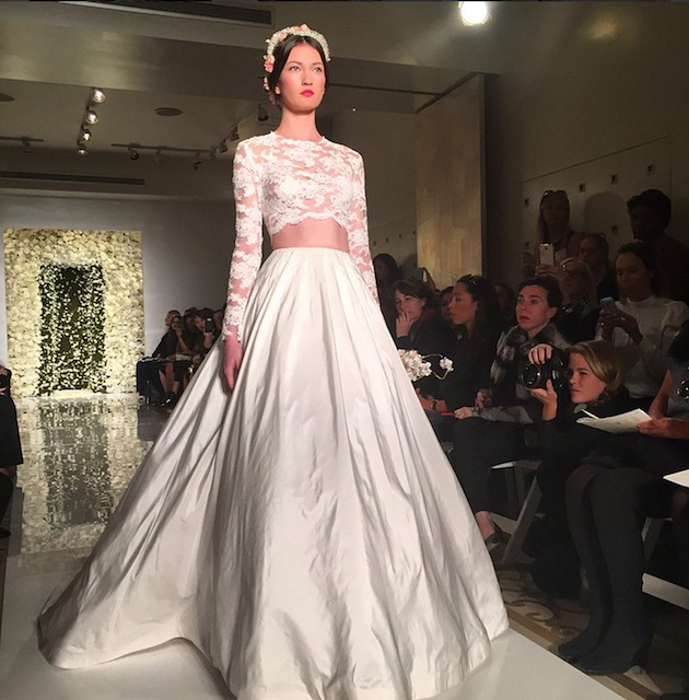 The Best of Bridal Market | Bridal Musings Wedding Blog 2