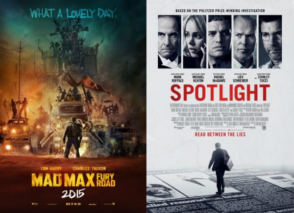 Best Picture Award : SpotLight
